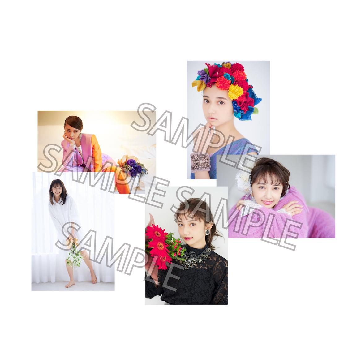 【小宮有紗 BIRTHDAY PARTY 2020】ブロマイドセットC