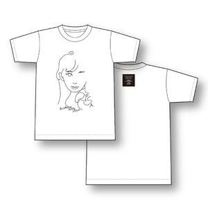 【小宮有紗 BIRTHDAY PARTY 2020】Tシャツ 白