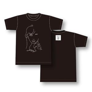 【小宮有紗 BIRTHDAY PARTY 2020】Tシャツ 黒