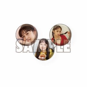 【小宮有紗 BIRTHDAY PARTY 2021】缶バッジセットB